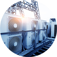 HVAC Monitoring, Efficiency & Control